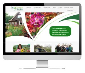 The Therapy Garden website