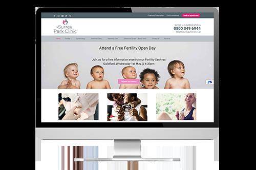 Surrey Park Clinic